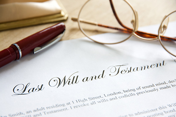 Why a Will is Necessary